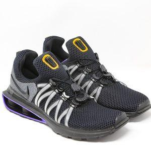 Nike Shox Gravity Running Shoes Black AR1999-005
